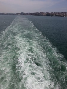 Goodbye Santander